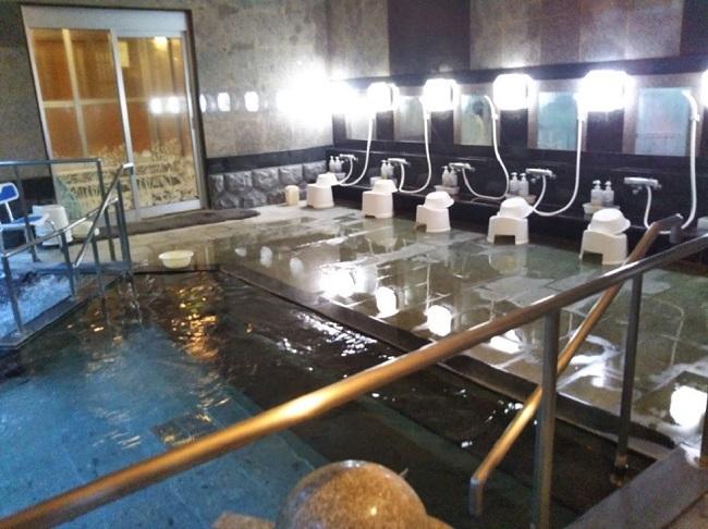北原荘 大浴場 内風呂2