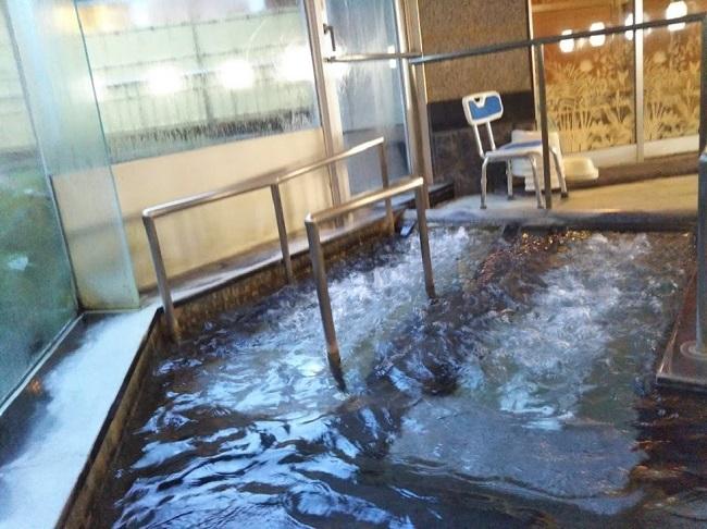 北原荘 大浴場 内風呂3