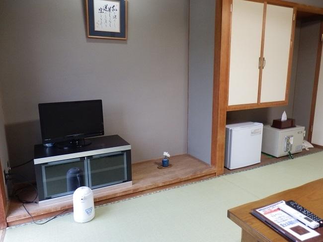 山紫苑 和室2