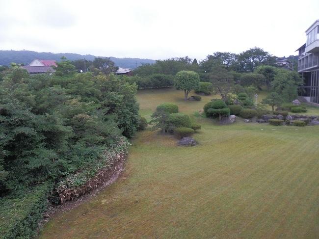 山紫苑 和室 眺望