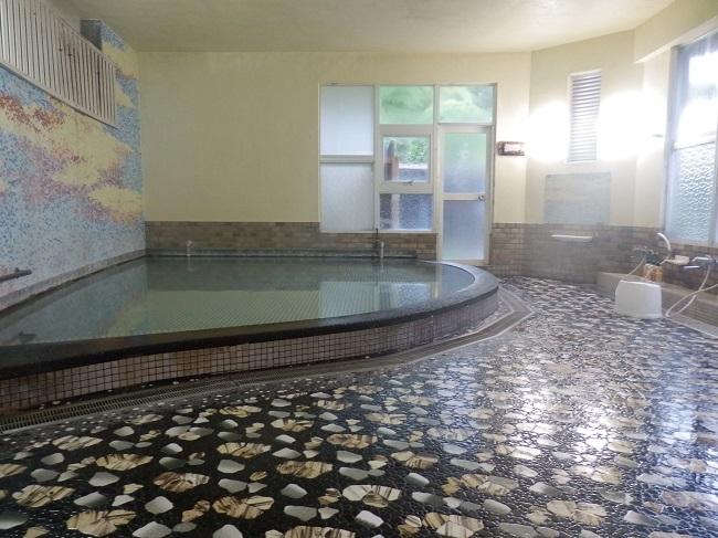 本館 大浴場 内風呂