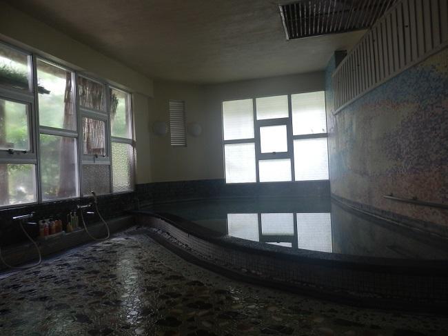 朝 内風呂