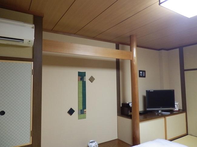 萩小町 和室 天井