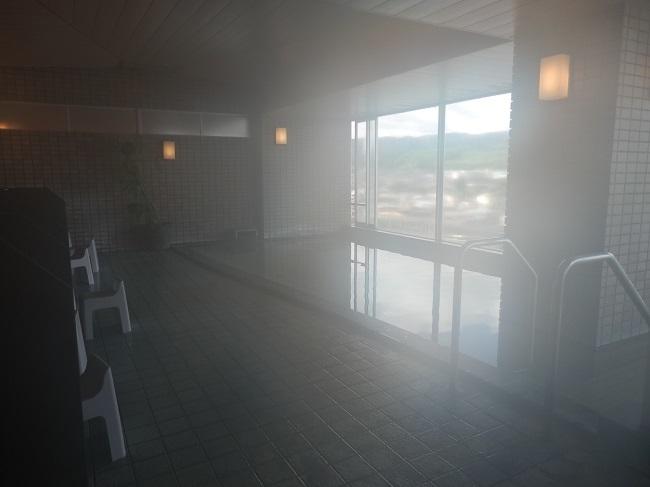 亀山亭 大浴場 内風呂