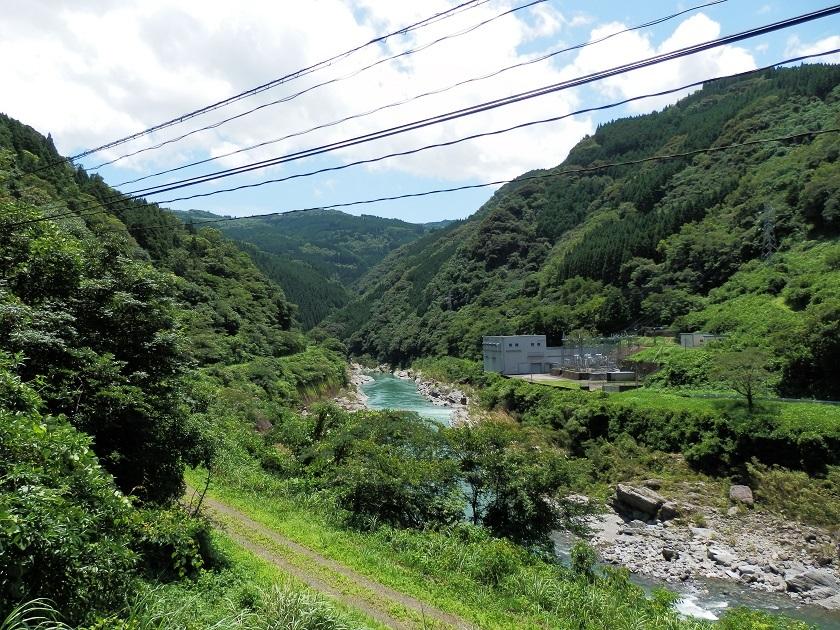五ヶ瀬川沿い3