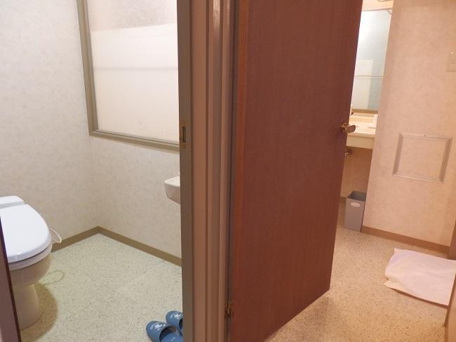 作州武蔵温泉 部屋 トイレ