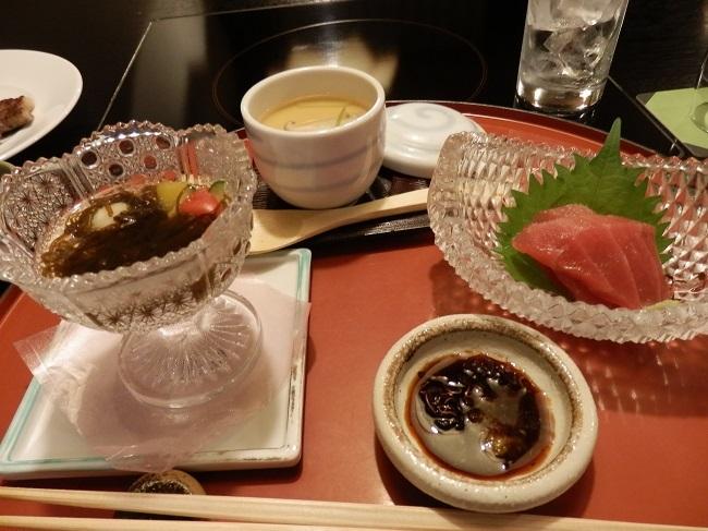 作州武蔵温泉 夕食 料理