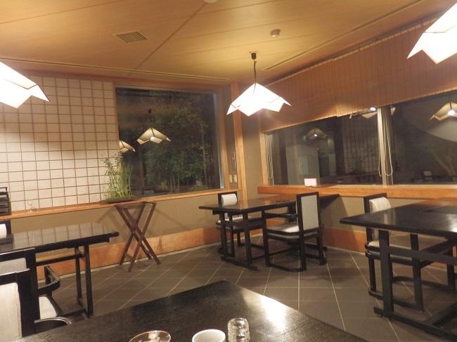 作州武蔵温泉 夕食 レストラン