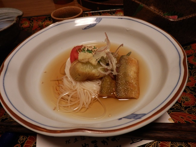 夕食料理3