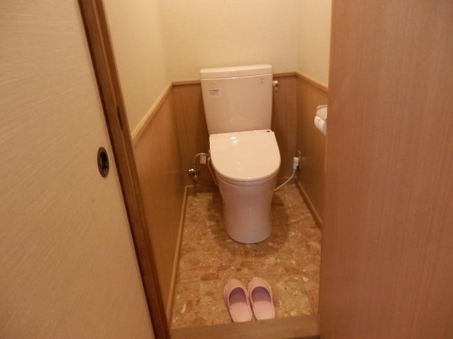 新ほり井 和室 トイレ