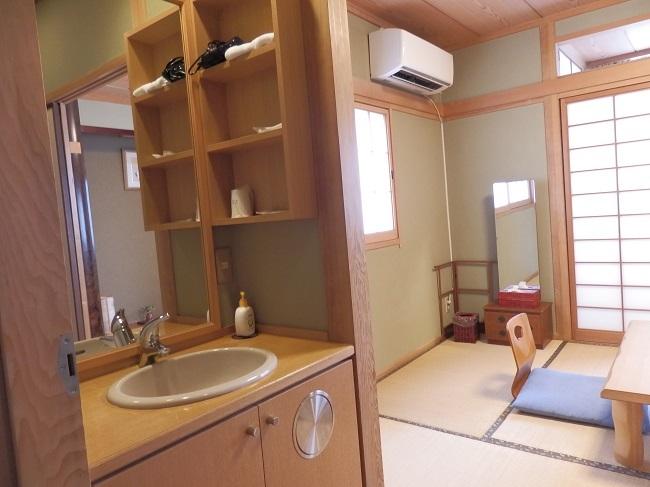 新ほり井 和室2