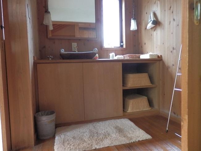 彩の庄 和洋室 洗面台脱衣所