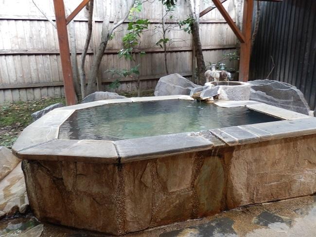 彩の庄 和洋室 露天風呂