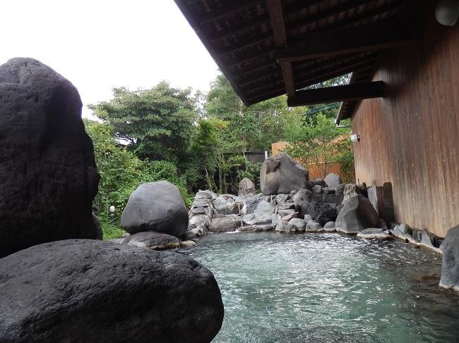 大浴場 露天風呂4
