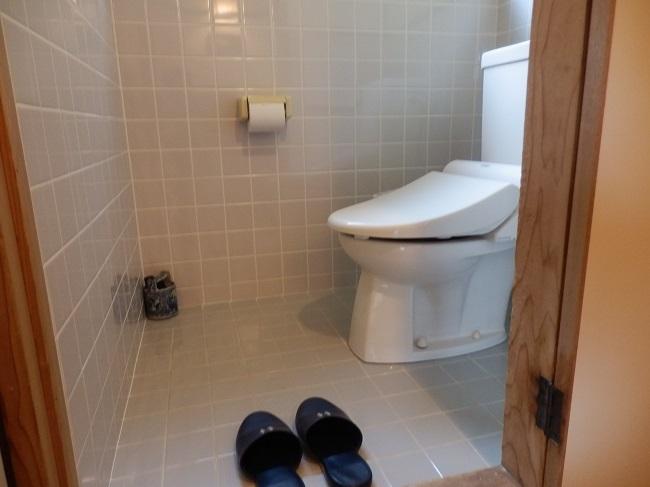 夢龍胆 和室 トイレ