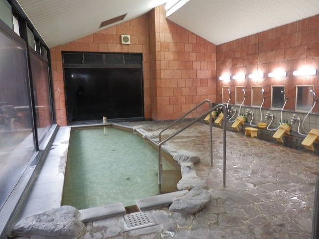 和の宿夢月 大浴場 内風呂