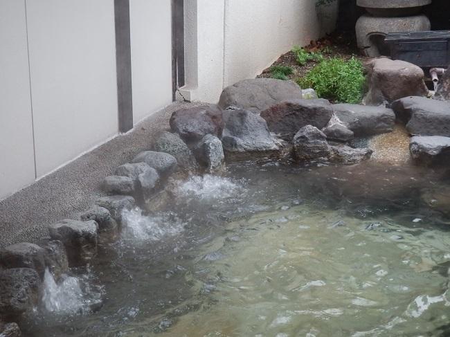 和の宿夢月 貸切露天風呂2