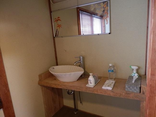 民宿大漁 和室 洗面台