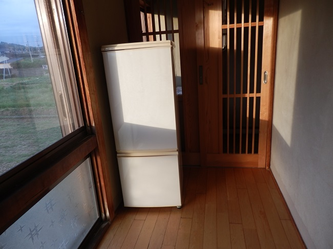 民宿大漁 共同冷蔵庫