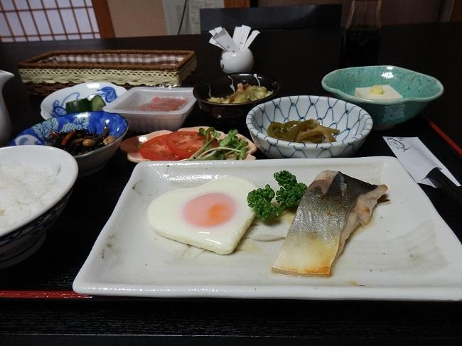 民宿大漁丸 朝食