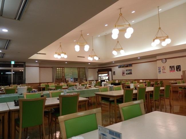 久住高原荘 レストラン