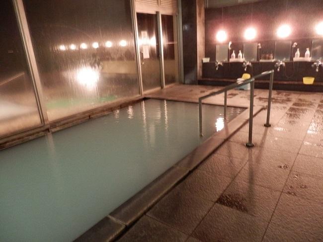 久住高原荘 大浴場 内風呂