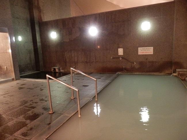 久住高原荘 大浴場 内風呂2