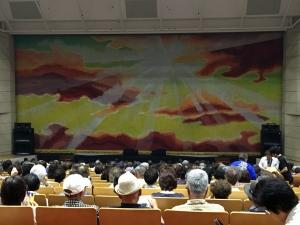 2017626東京都立川市たましんrisuruホール  和田秀和氏提供