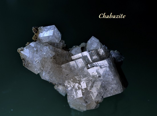 Chabazite-2