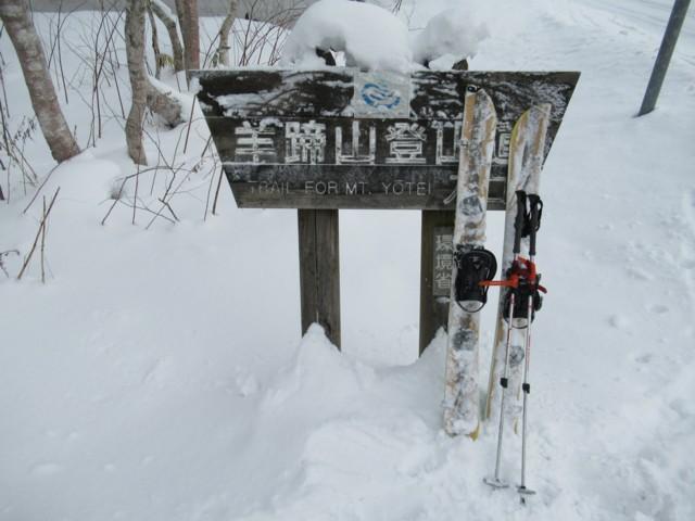 1月4日 喜茂別コース