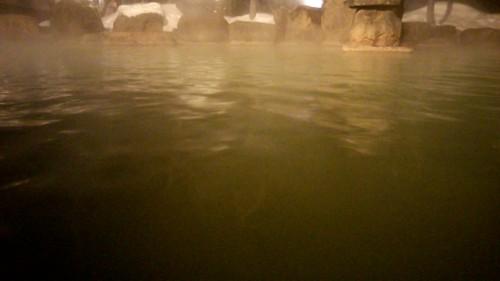 1月6日 朝風呂