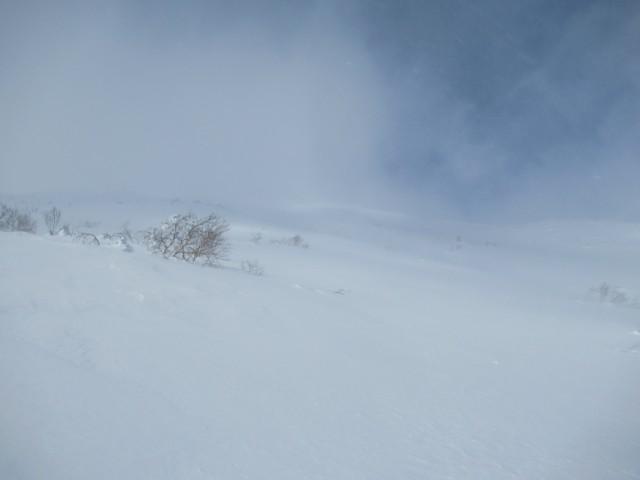 1月6日 1440mでハイク終了