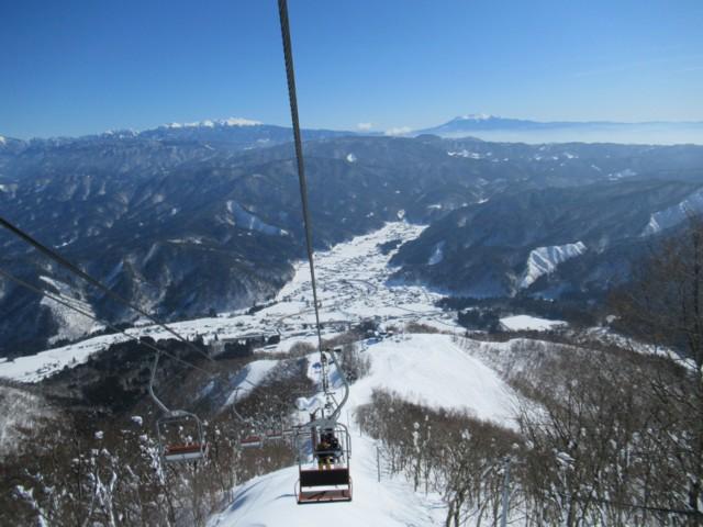 1月28日 乗鞍と御嶽