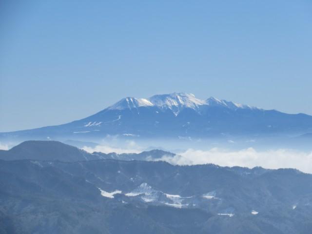 1月28日 御嶽山