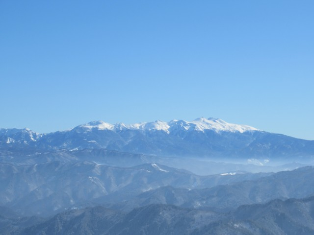 1月28日 乗鞍岳