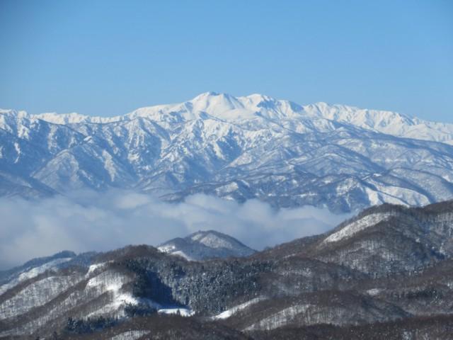 1月28日 白山