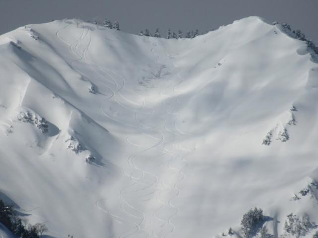 2月4日 既にスキー場状態