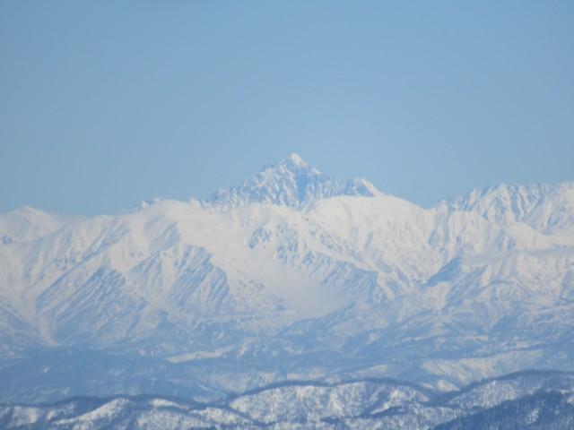 2月4日 剱岳