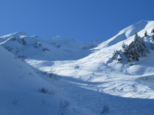 2月4日 野谷荘司岳スキー場