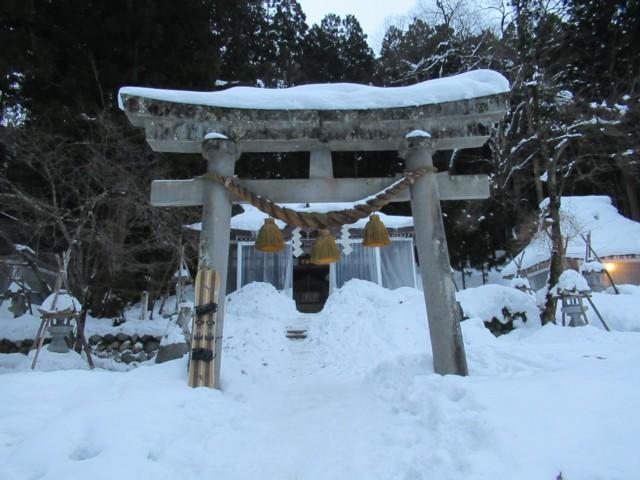 2月5日 萩町八幡神社