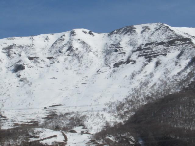 3月5日 中央のコル直登