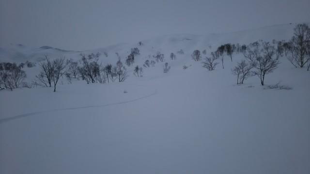 3月18日 ベタ雪