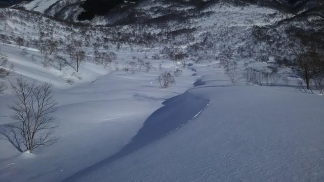 3月25日 ベタ雪面ツル