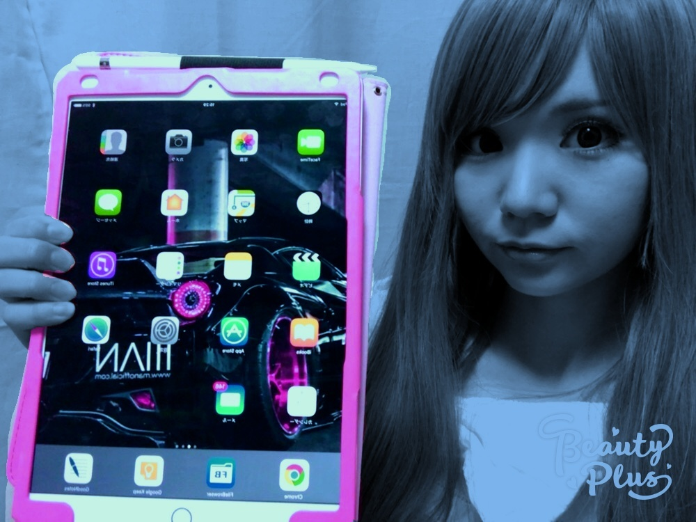 iPadPro写真編集系4