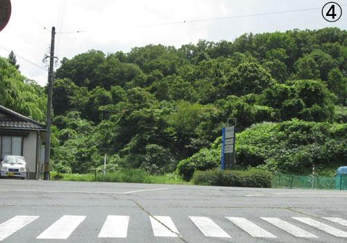 ④ 北袋町交差点