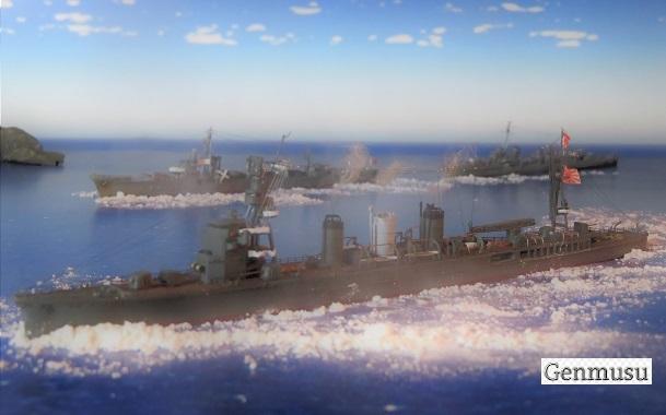 キッカ島撤退阿武隈1