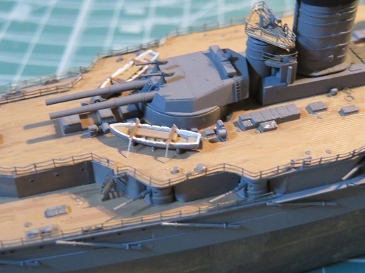 第3主砲よこボート