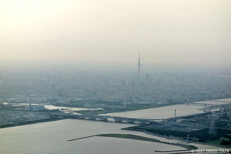 絶景探しの旅 - 0339 優しい空気に包まれた東京の風景 (東京都上空)