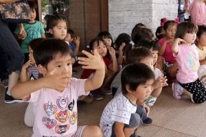 8踊り鑑賞kids2