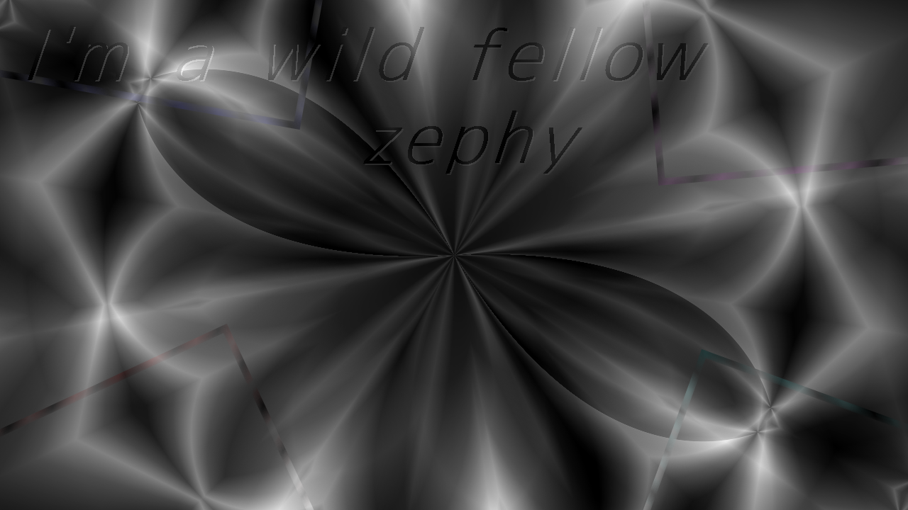 Im a wild fellow壁紙1